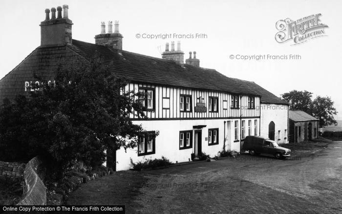 Photo of Wigglesworth, Plough Inn c.1960