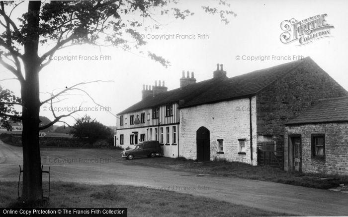 Photo of Wigglesworth, Plough Inn c.1960
