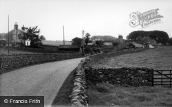 Sawley Road c.1955, Wigglesworth