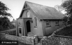 The Methodist Church c.1960, Wigglesworth