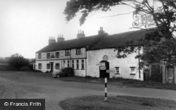 The Plough Inn c.1960, Wigglesworth
