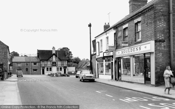 Photo of Wigston, Bell Street c.1965
