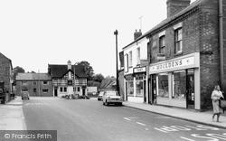 Wigston, Bell Street c.1965