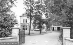 Wigston, Bushloe House c.1965