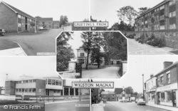 Wigston, Composite c.1965