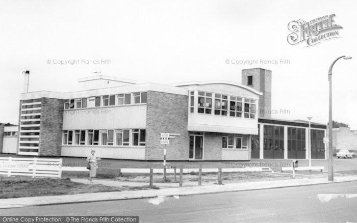 Photo of Wigston, Fire Station c.1965