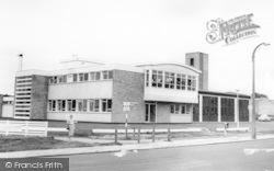 Wigston, Fire Station c.1965