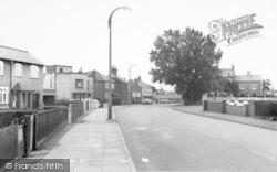 Wigston, Leicester Road c.1965