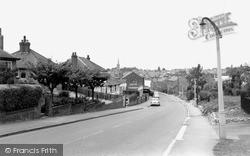 Wigston, Newton Lane c.1965