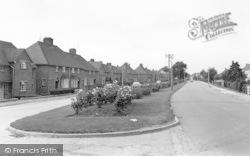 Wigston, Rollestone Road c.1965
