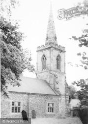 Wigston, St Wistan's Church c.1965