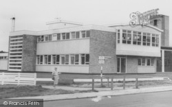 Wigston, The Fire Station c.1965