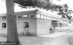 Wigston, The Library c.1965