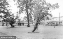 Wigston, The School Base c.1965