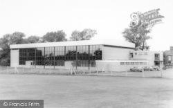 Wigston, The Swimming Pool c.1965