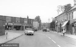 Wigston, The Town Centre c.1965