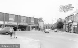 Wigston, Town Centre c.1965