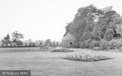 Wigston, Willow Park c.1955