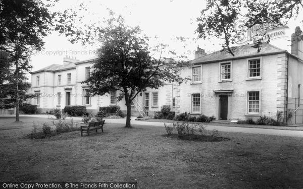 Photo of Wigton, Friends School c1965