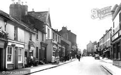 King Street c.1955, Wigton