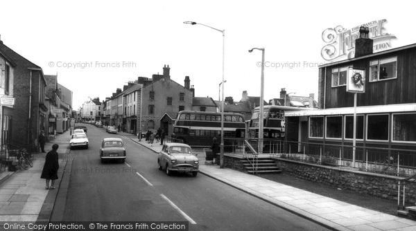 Photo of Wigton, King Street c.1965