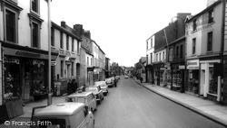 King Street c.1965, Wigton