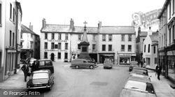 Market Square c.1965, Wigton