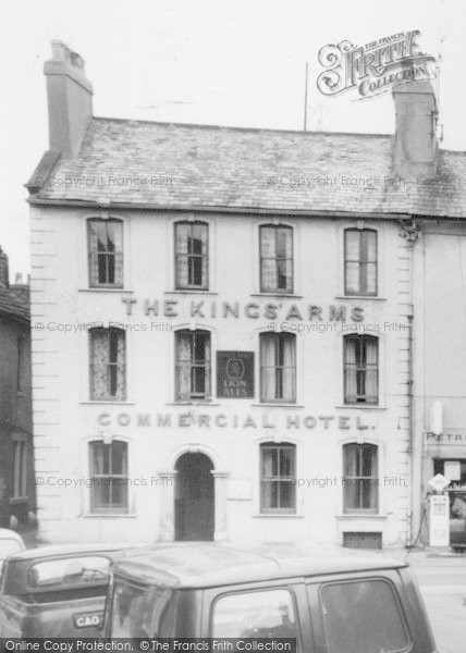 Photo of Wigton, The King's Arms c.1965