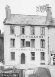 Wigton, The King's Arms c.1965