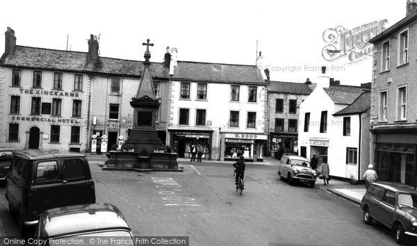 Photo of Wigton, The Square c.1965