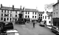 Wigton, The Square c.1965
