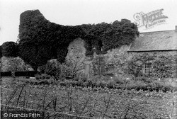 Wigtown, Baldoon Castle c.1950