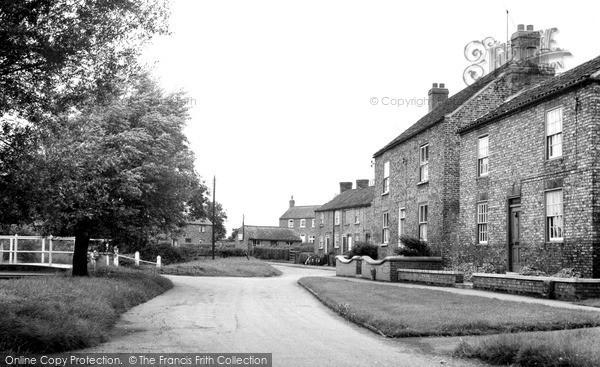 Photo of Wilberfoss, Beckside c1960