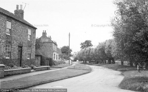 Photo of Wilberfoss, Beckside c.1960