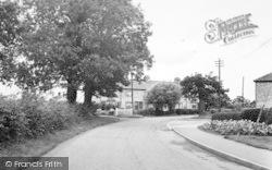Fangfoss Lane c.1960, Wilberfoss