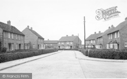 Hawthorne Drive c.1960, Wilberfoss