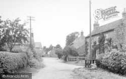 Middle Street c.1960, Wilberfoss