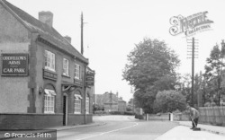 Wilberfoss, Oddfellows Arms c.1960