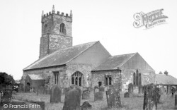 Wilberfoss, The Church c.1960