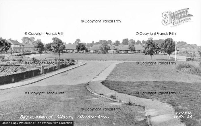 Photo of Wilburton, Berristead Close c.1960