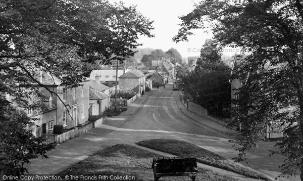 Photo of Wilburton, High Street c.1955