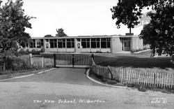The New School c.1960, Wilburton