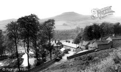 Wildboarclough, Crag Hall And Shuttlingslow c.1960