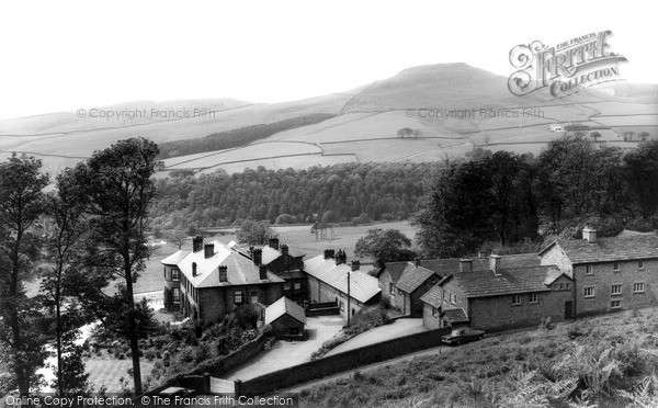 Photo of Wildboarclough, Crag Hall And Shuttlingslow c.1960