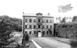 Wildboarclough, Post Office c.1960