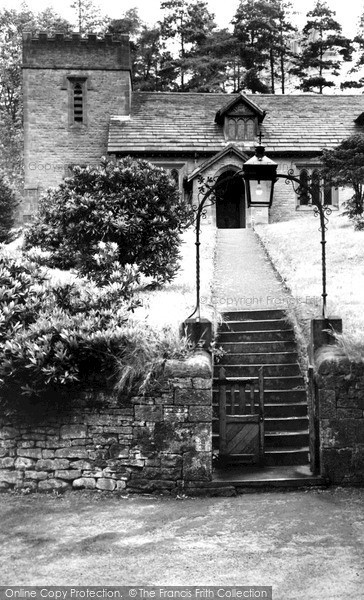 Photo of Wildboarclough, St Saviour's Parish Church c.1960