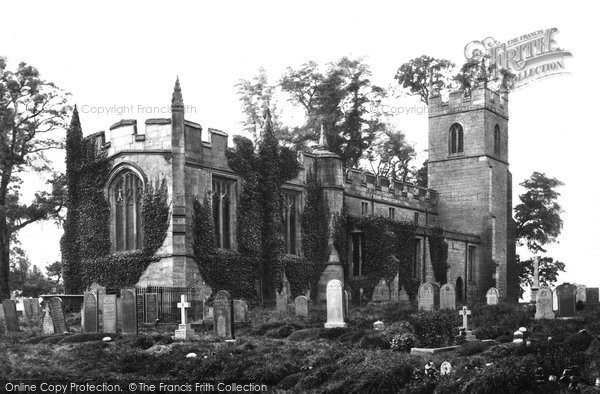 Photo of Wilford, St Wilfrid's Church 1890