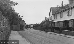 Willaston, Hadlow Road c.1955