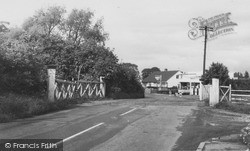 Willaston, Hadlow Road c.1965