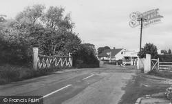 Hadlow Road c.1965, Willaston